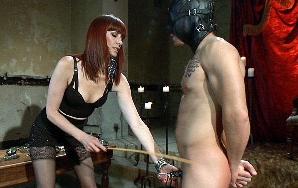 Mistress madeline milking