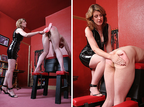 Spanking Punishment-2562